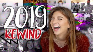 EVERYTHING YOU DIDN'T SEE - 2019 REWIND (1 Second Everyday for a YEAR)
