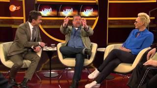 Was macht eigentlich Armin Rohde? - Markus Lanz, ZDF
