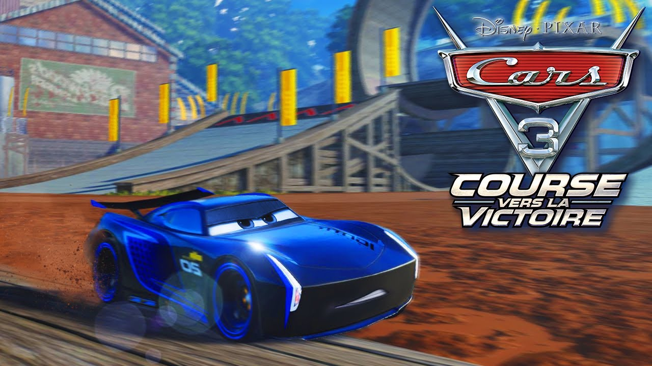 cars 3 course vers la victoire fr 4 youtube. Black Bedroom Furniture Sets. Home Design Ideas