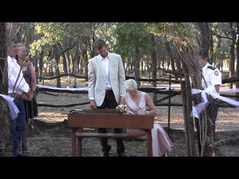 Mick (Mike) & Trish Wedding Video