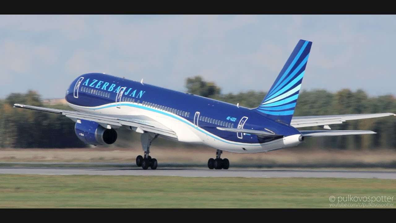 Azerbaijan Airlines - almost like Emirates
