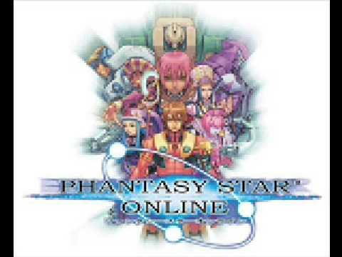 Phantasy Star Online OST-Pioneer 2