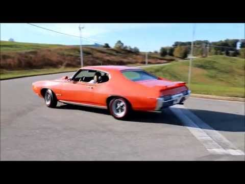 1969 pontiac gto judge youtube