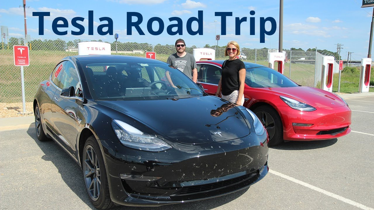 Our 1,350-Mile Tesla Road Trip from Tampa Bay to Knoxville (and back