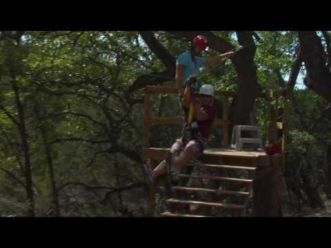 Wimberley Zipline Adventures - Texas Hill Country - Dallas, Austin, San Antonio, Houston - Zip Line