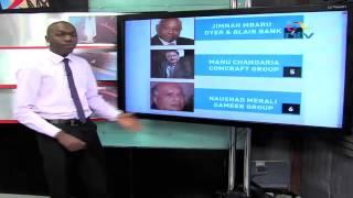 KENYA's top ten richest men