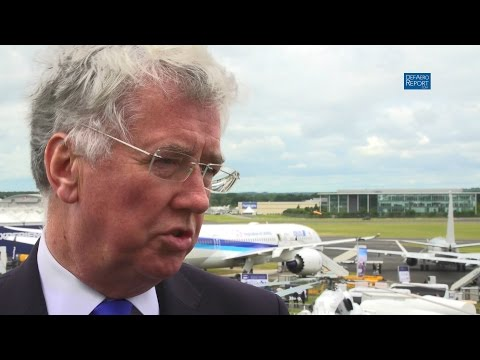 UK Defence Secertary Fallon on Britain's Global Role After Brexit