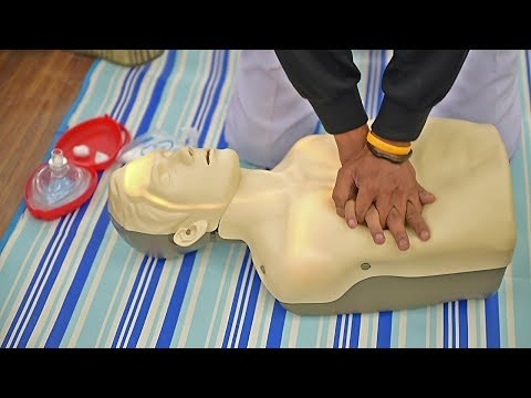 How to Perform CPR