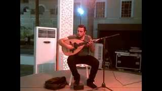 lonely oud player- Arabic Guitar