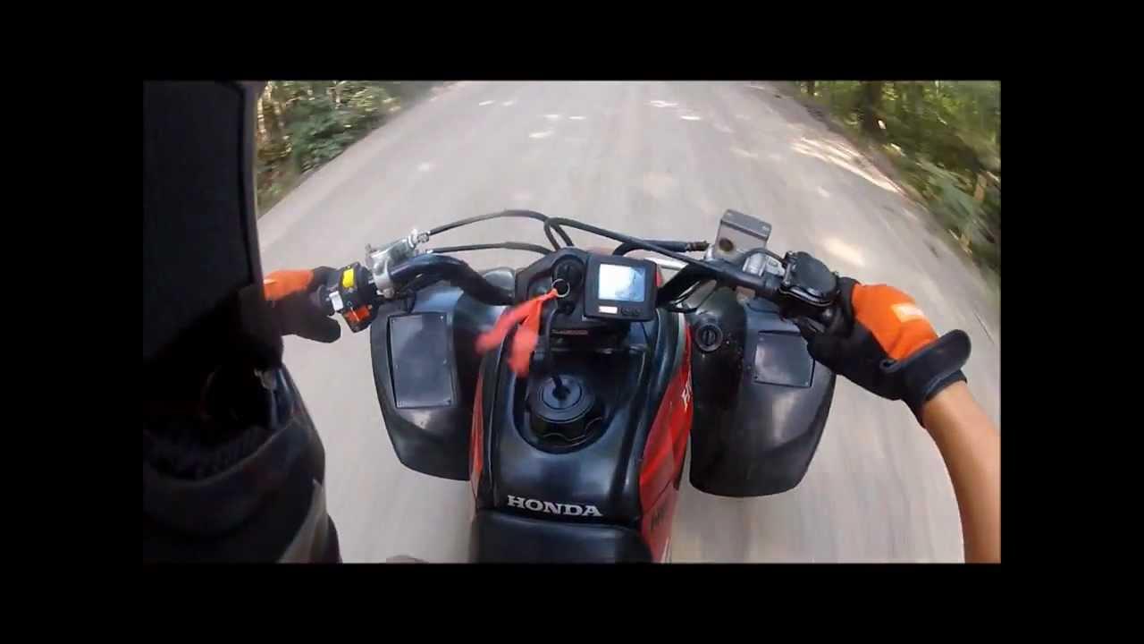 hight resolution of honda trx 400ex top speed
