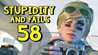 Rainbow Six Siege   Stupidity and Fails 58