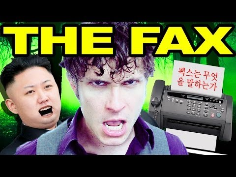 WHAT DOES THE FAX SAY?  (North Korea Ylvis The Fox Parody Mu