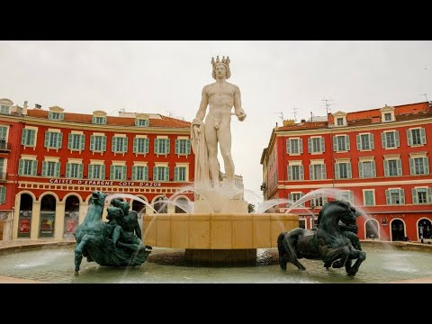Exploring Beautiful NICE, FRANCE In The French Riviera