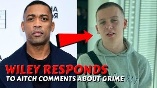Wiley & Lethal Bizzle Respond To Aitch Saying Grime Falling Off