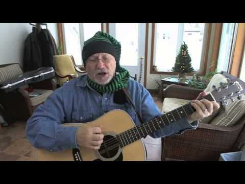 1378  - Christmas In Killarney  - Irish Rovers cover with guitar chords and lyrics