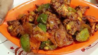 Chicken Jalfrezi Recipe   चिकन जल्फ्रेजी   Easy Cook with Food Junction