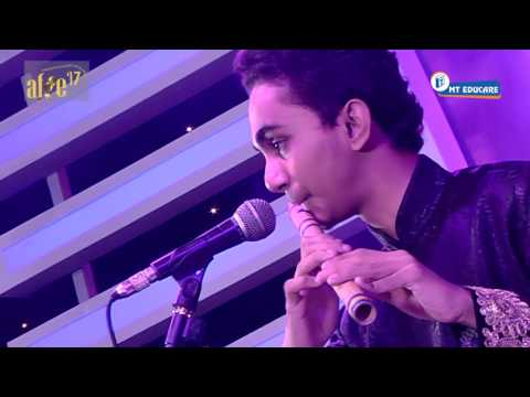 Flute Player Suleiman's Amazing Performance at Mahesh Tutorial 's AFAE 2017