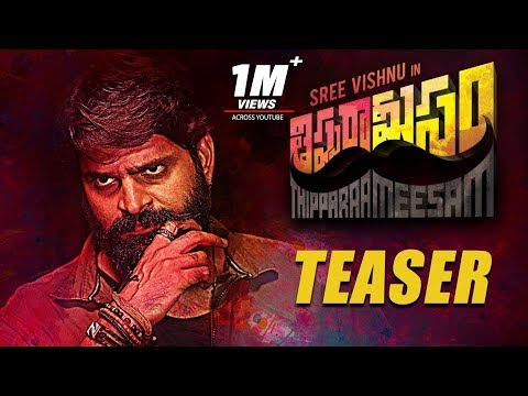 Thipparaa Meesam Teaser | Sree Vishnu | Krishna Vijay | Rizwan | Suresh Bobbili