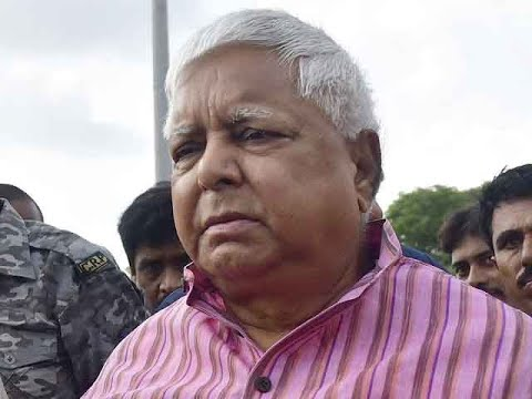 RJD Chief Lalu Prasad Yadav Writes Letter To People Of Bihar From Jail
