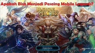 Game MOBA Analog Baru Lagi - Battle for Glory (Android/iOS)