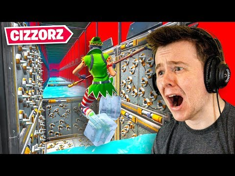 trying Cizzorz *NEW* Deathrun map [Rage]
