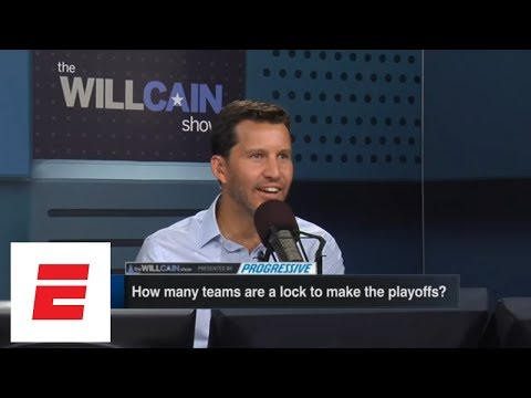 Booger McFarland's 2018 Cowboys prediction shocks Will Cain | The Will Cain Show | ESPN