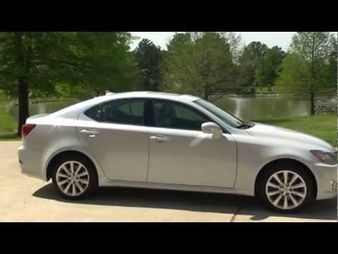 2009 lexus is 250 awd glacier frost cooled seats for sale see www sunsetmilan com youtube. Black Bedroom Furniture Sets. Home Design Ideas