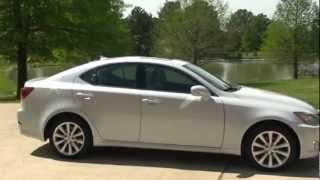2009 LEXUS IS 250 AWD GLACIER FROST COOLED SEATS FOR SALE SEE WWW SUNSETMILAN COM