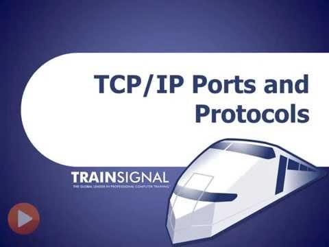 Basic TCP IP Ports and Protocols
