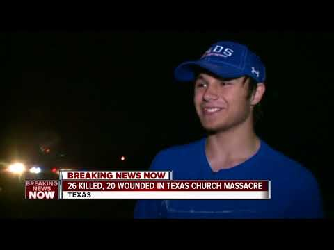 Who is Devin Kelley, Texas church mass shooting suspect?