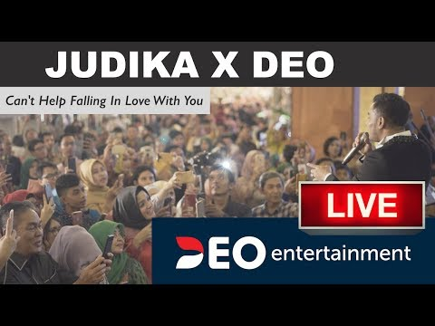 Can't Help Falling In Love With You  | Cover By JUDIKA Ft DEO