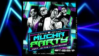 Gbran y Malak Ft. JQ - Mucha Party (Prod By Dj Yelkrab Aksel Pagoda)