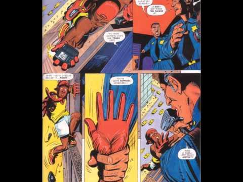 "Sega's Streets of Rage Comic Strip II: ""Skates' Story"" (HD)"