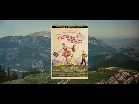 The Sound of Music 1991 VHS Trailer (remastered)