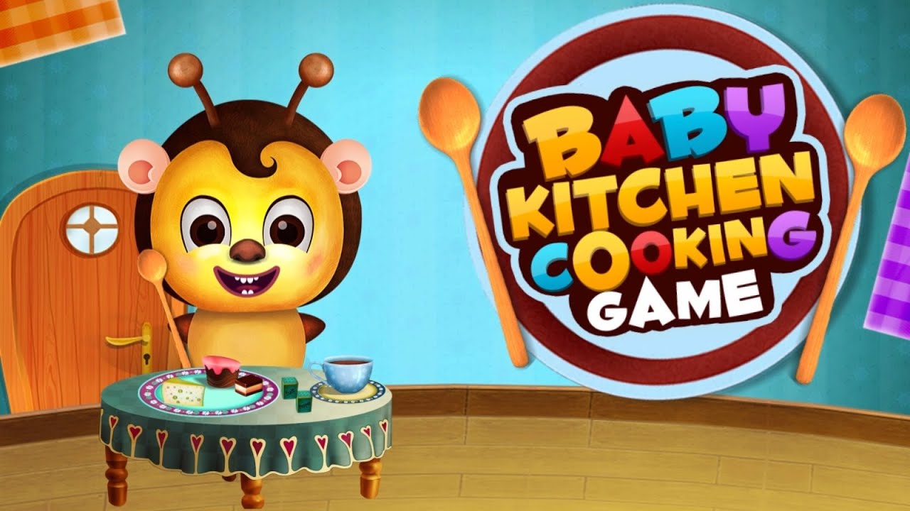kitchen cooking games countertops white baby game ios android gameplay trailer by gameimax youtube