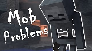 Mob Problems: Spawned in a cave - Minecraft Animation - FrediSaalAnimations