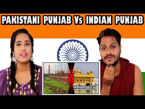 Indian Reaction On Pakistani Punjab Vs Indian Punjab   Krishna Views