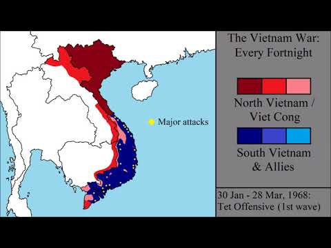 The Vietnam War: Every Fortnight - YouTube