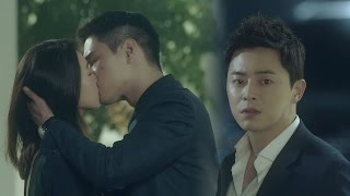 Kong Hyo Jin ♥ Go Kyung Pyo Kissing 조정석, 공효진 고경표 키스에 '멘탈붕괴' 《Don't Dare To Dream》 질투의 화신 EP09