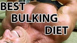 Best bulking diet