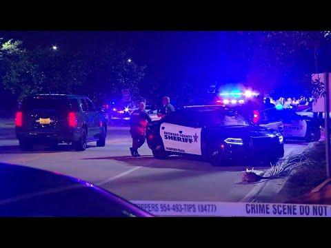 2 Shot At Walmart In Lauderdale Lakes