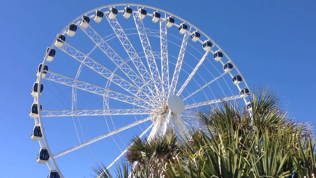 How Tall Is The Skywheel In Myrtle Beach