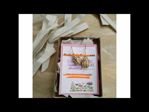 DIY upcycling plastic free jewelry packaging recycling paper ideas crafts