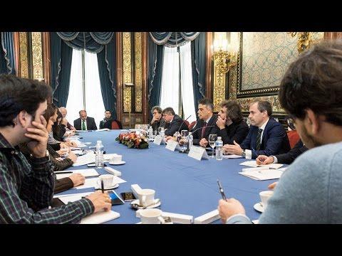Encuentros informativos audiovisuales iberoamericanos