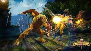 Marvel Contest of Champions -- Sabretooth Spotlight