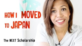 How I moved to Japan [MEXT Scholarship] 日本に引っ越したきっかけ thumbnail