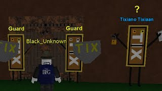 Roblox Tix Factory Tycoon: What is behind the gate?