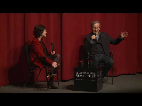 The Post Q&A with Steven Spielberg: Clip 2/6