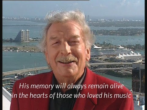 JAMES LAST - My Way (To remember James Last a great Gentleman of Music)