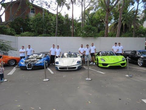 Cars & Coffee Sydney - Newport